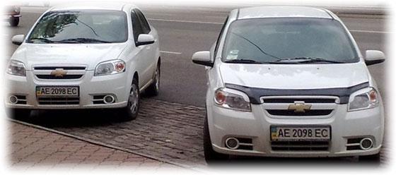 как делают двойников авто