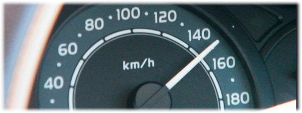 Штраф за превышение скорости – Украина 2019
