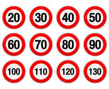 за знаком 40 на сколько можно превысить скорость