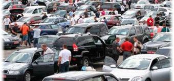 Схема увеличения спроса на новые автомобили в Европе