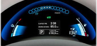 Реальный расход Nissan Leaf. Стоимость одного КМ. 100 км.