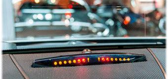 Что такое ультразвуковой датчик парковки APS?