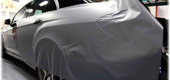 Защитное оклеивание авто. Материалы и возможности