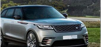 Обзор модели Velar от производителя Range Rover