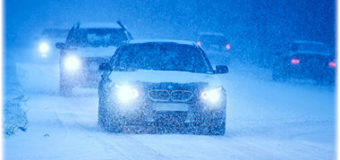 Советы по вождению в зимнее время