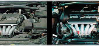 Как мыть двигатель авто, и можно ли использовать растворители при этом?