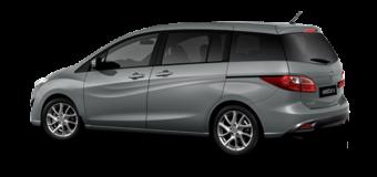 Минивэн Mazda 5. Характеристики, отзывы и особенности