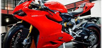 Кому и каким способом продать спортивный мотоцикл Ducati в Украине?
