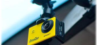 Экшн камера вместо видеорегистратора? Что лучше и можно ли  заменить?