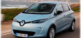 Renault Zoe – Характеристики, обзор, оценка