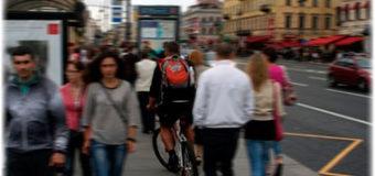 Можно ли ездить на велосипеде по тротуару?