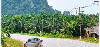 Штрафы за нарушение ПДД в Таиланде. Нюансы правил дорожного движения
