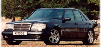 Mercedes-Benz E500 W124 (Волчок)