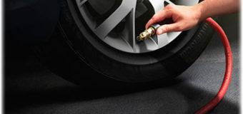 Давление в шинах автомобиля. Опасность высокого и низкого  давления