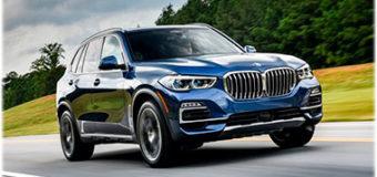 Обзор BMW X5 — 2019.