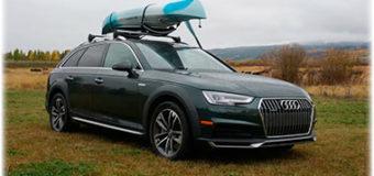 Audi Allroad – мощный универсал с задатками внедорожника.  Обзор, характеристики и комплектации