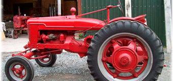 Особенности покупки самодельного трактора