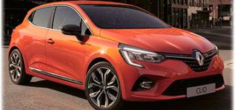 Обзор обновленного хэтчбека Renault Clio 2020