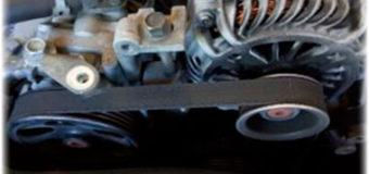 Причины возникновения и методы устранения свиста ремня  генератора