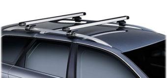 Отличия и виды багажников на крышу по типу крепления