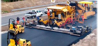 Виды техники для строительства дорог. Предназначения и  особенности.