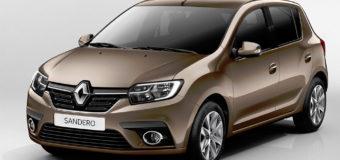 Renault Sandero – экономичный и прогнозируемый. Обзор, характеристики.