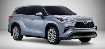 Toyota Highlander четвертого поколения. Обзор и характеристики.