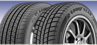 Лучшие технологии в сфере производства покрышек от лидеров Goodyear и Pirelli