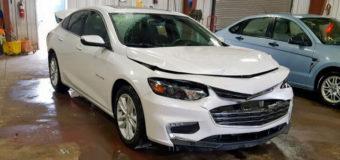 Преимущества покупки аварийных автомобилей в США