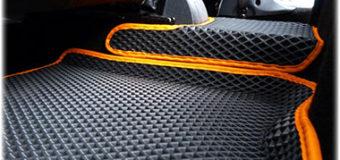 Сравнение автомобильных ковриков EVA c резиновыми  и текстильными аналогами.