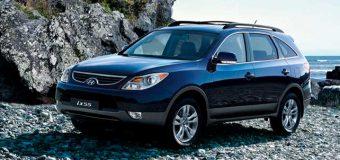 Hyundai ix55. Обзор, характеристики и ремонт.