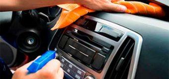 Как ухаживать за салоном авто? Кожа, ткань, пластик.