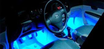 Светодиодная лента. Недорогой и практичный источник освещения (тюнинга) авто
