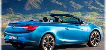 Opel Cascada. История создания. Обзор и технические характеристики