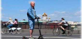 Средства передвижения по городу. Самый лучший способ.